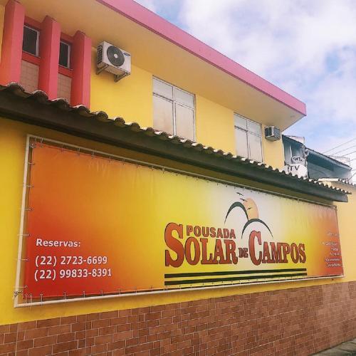 Pousada Solar de Campos