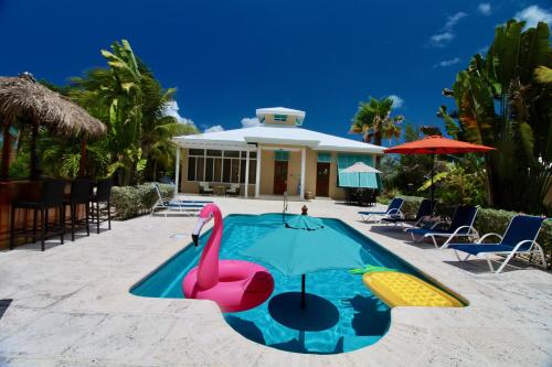 Barefoot Palms Villa, Grace Bay
