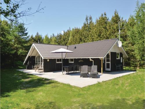 Holiday home Blavand 92 with Sauna, Ho