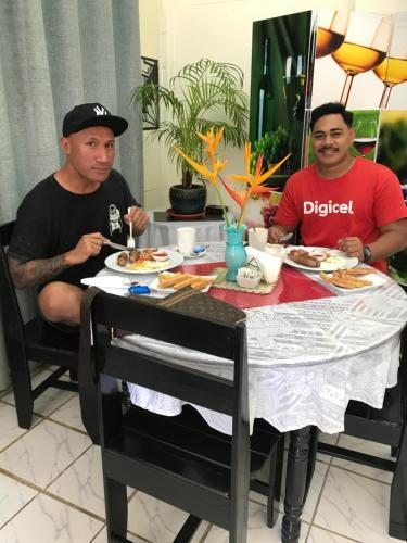 Moatoga Hotel, Apia