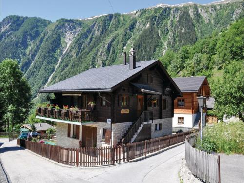 Apartment Haus Alpenrose