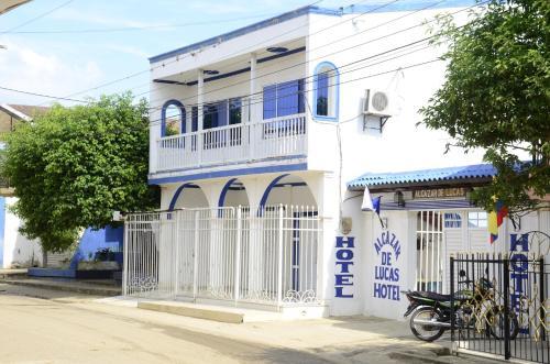 Hotel Alcázar de Lucas, San Juan Nepomuceno