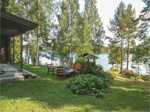 0-Bedroom Holiday Home in Pohjaslahti, Pohjaslahti