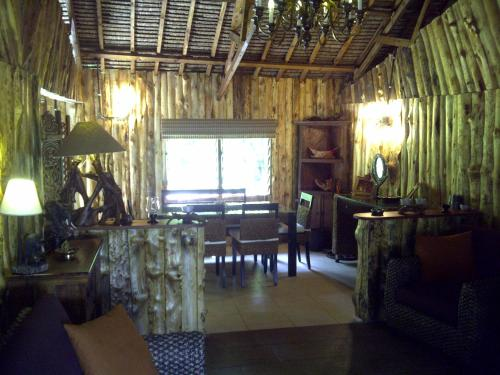Simba's Den with Game Drives