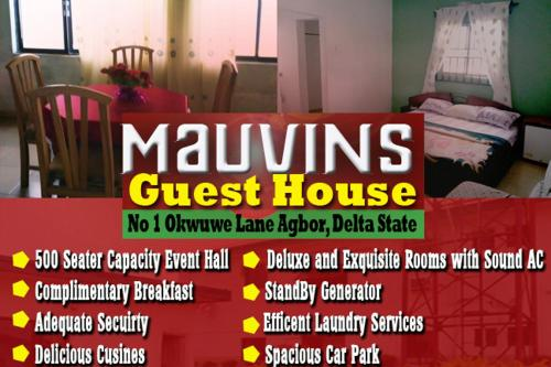 Mauvins Guesthouse
