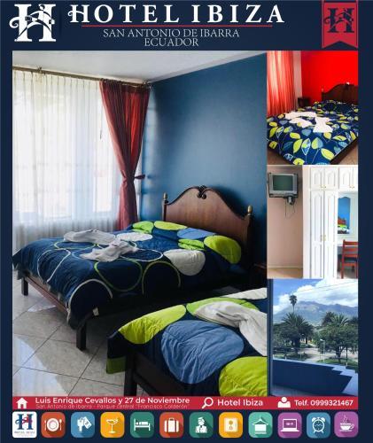 Hotel Ibiza Ecuador, San Antonio de Ibarra