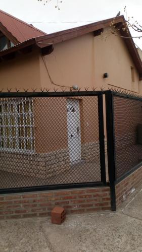 alojamientos temporarios, Eva Perón