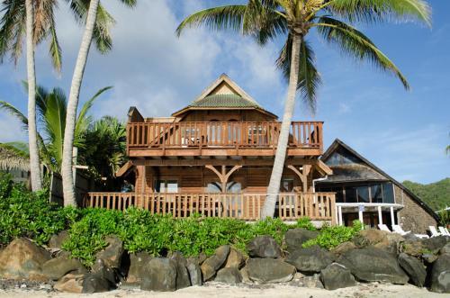 Manea Beach Villas, Rarotonga