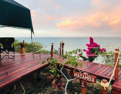 Eden Bay Eco Lodge, Vilanculos