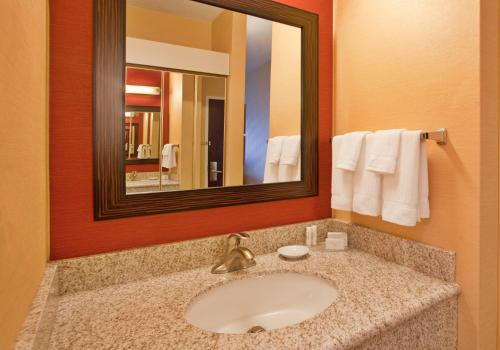 Suite King 1 Quarto (One-Bedroom King Suite)