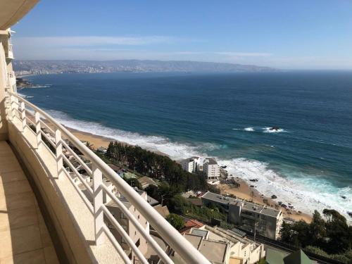 Apartamento 1206 Cumbre Vista Bahía, Viña del Mar