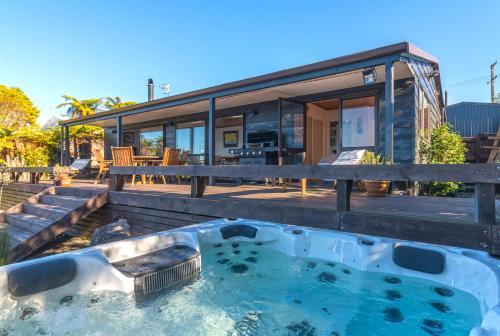 Ranginui Lodge, Rotorua
