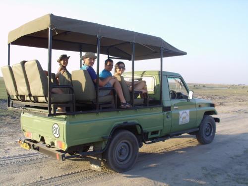 Steenbok Safaris, Kasane