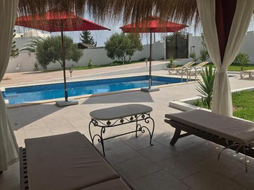 Villa dhiefa, Midoun