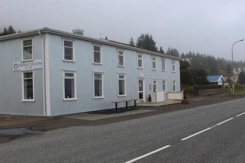 Hotel Capitano, Neskaupstaður