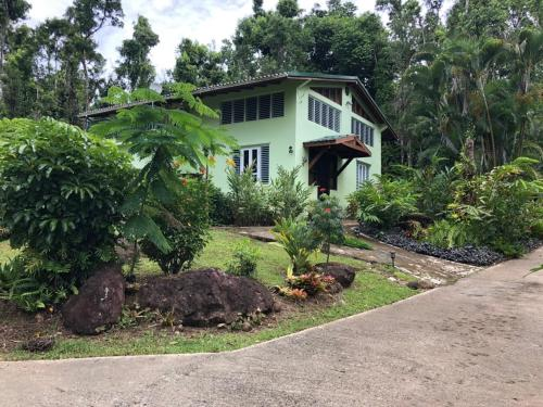 Rainforest Home in El Yunque, El Verde