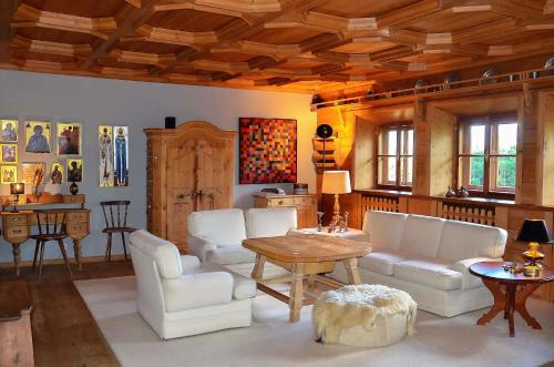 Country Chalet Staudach by Apartment Managers
