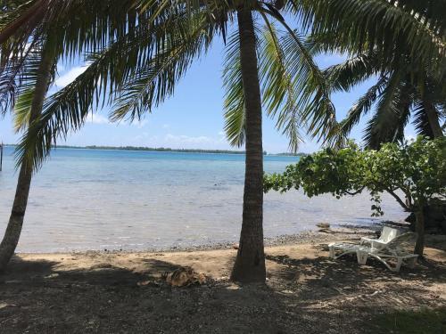 Tefaremao lodge, Bora Bora