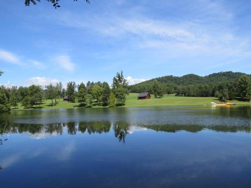 Southern Comfort Lakeside Cabin Resort