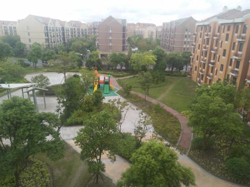 Lingang Xincheng Apartment, Xangai