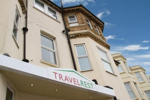 Photo of Travelrest Bournemouth Hotel Bed and Breakfast Accommodation in Bournemouth Dorset