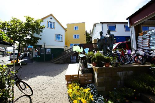 Photo of Bládýpi Guesthouse Hotel Bed and Breakfast Accommodation in Tórshavn N/A