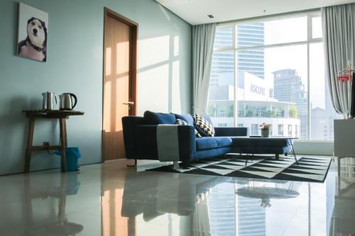 Soho Suites KLCC by Alucard(吉隆坡KLCC Alucard Soho套房公寓), Kuala Lumpur