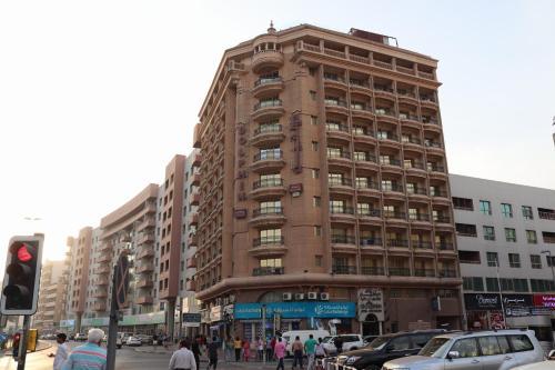 Dolphin Hotel Apartments, Dubai