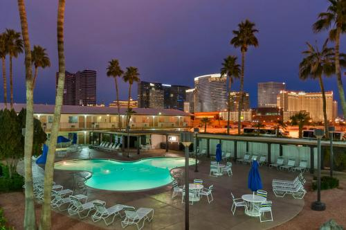 Days Inn Las Vegas At Wild Wild West Gambling Hall NV, 89103