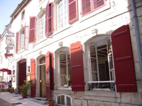 Отель Hôtel Restaurant Henri IV 2 звезды Франция