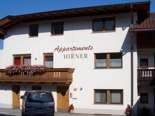 Отель Appartements Hirner 0 звёзд Австрия