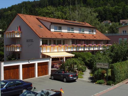 Отель Hotel Koch 3 звезды Германия