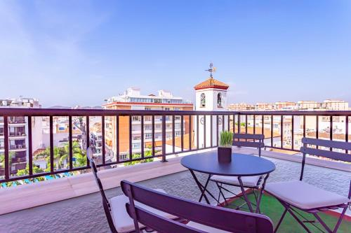 Two-bedroom apartment with view Elena
