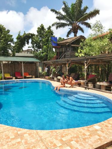 Lodge Cabapapa, Cotonou