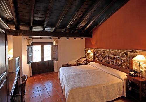 Habitación Doble Superior - 1 o 2 camas Hotel Spa Villa de Mogarraz 1
