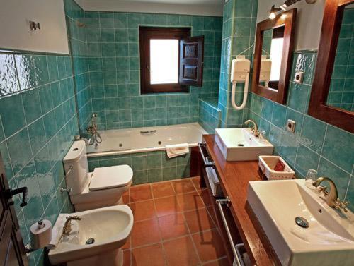 Single Room Hotel Spa Villa de Mogarraz 2