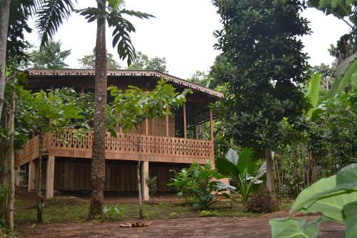 Casa Tiago, Trindade