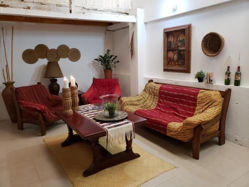 Casa Mamá Tina, Panajachel