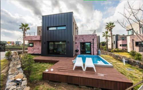 JeJu Hado Pool Villa, Jeju City