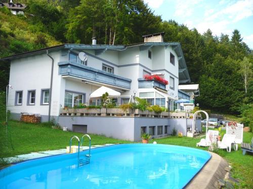 Ferienhaus Seespitz - Apartment mit 1 Schlafzimmer und Terrasse