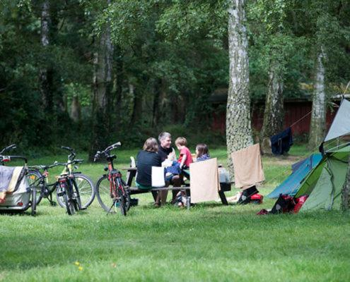 Nordskoven Strand Camping
