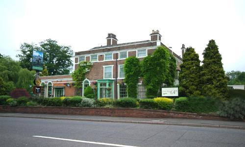 Himley House Hotel By Good Night Inns Penkridge United
