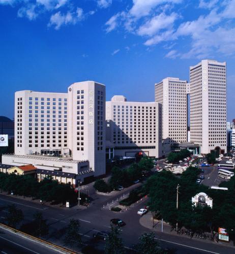 Отель Beijing Landmark Towers 4 звезды Китай