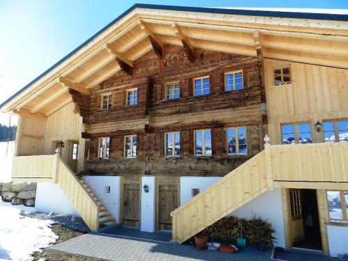 Apartment Rehbock, Gstaad
