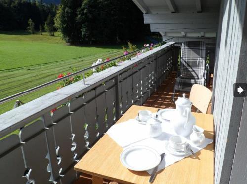 Berghof Vöglerbrand - Apartment mit 5 Schlafzimmern