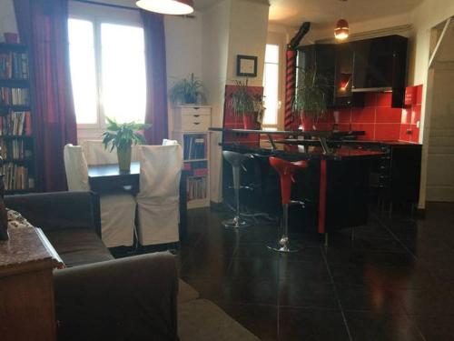Appartement calme & lumineux - 16min Saint Lazare, proche La Défense