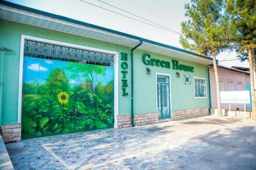 Green House Hotel Tashkent, Tashkent