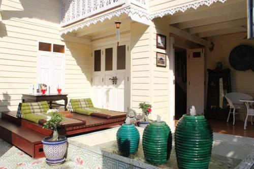 W Home Bangkok front view