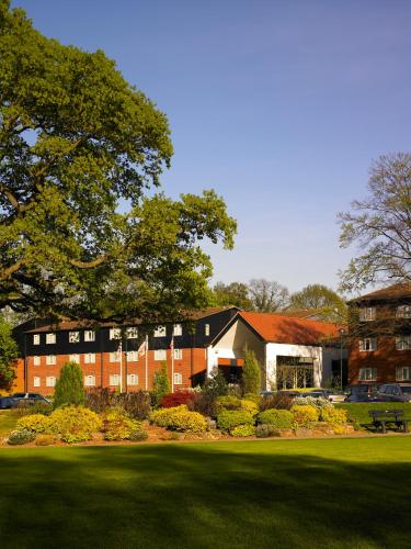 Meon Valley Hotel & Country Club hotel in Shedfield, Southampton