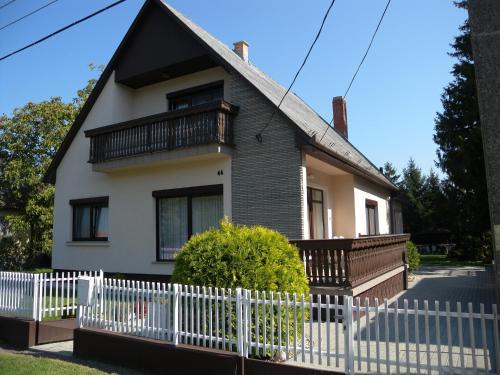 Holiday home in Fonyod/Balaton 18620, Fonyód